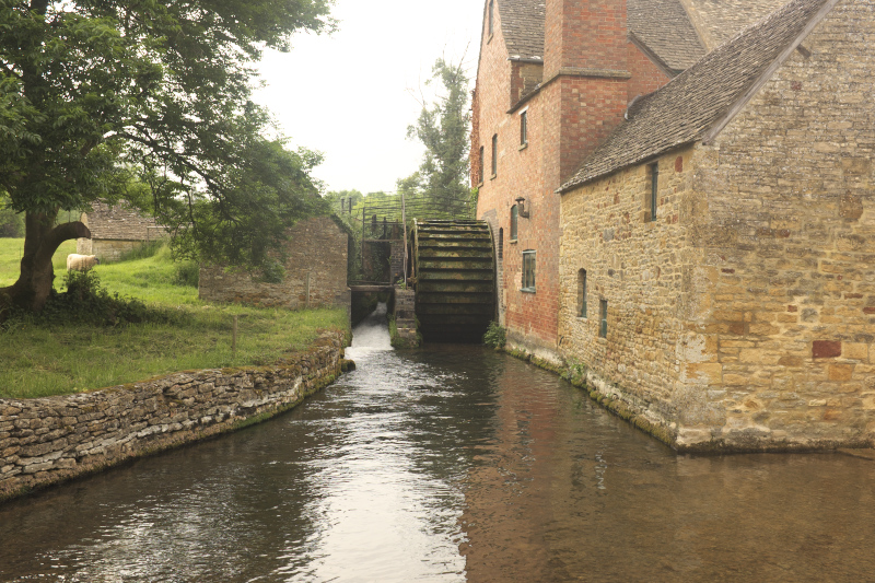 Water mill in Lower Slaughter