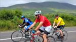 アイルランド ケリー周遊路 Ring of Kerry の命知らずの自転車乗りたち