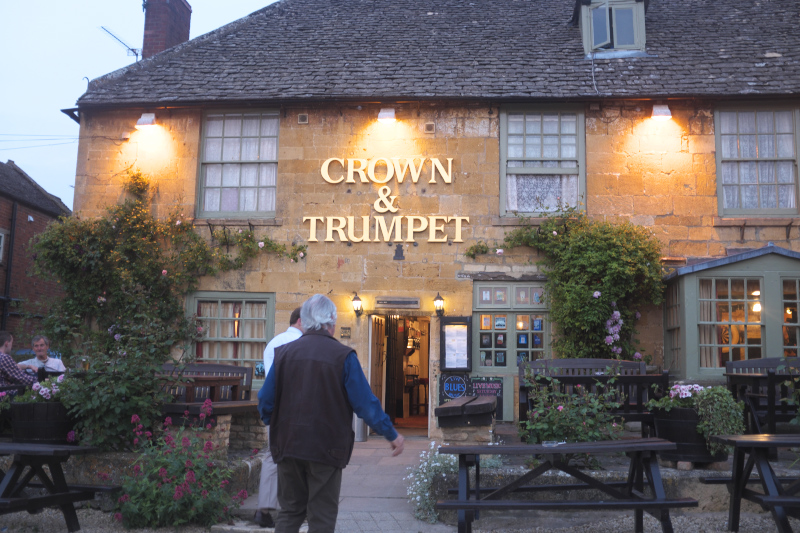 Crown & Trumpet Inn