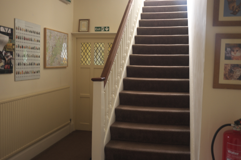 Windrush House Stairs