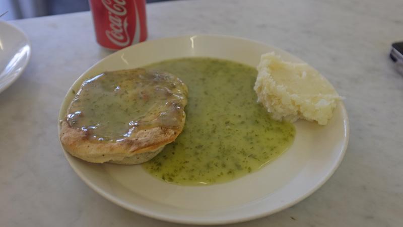 Meat Pie & Mash