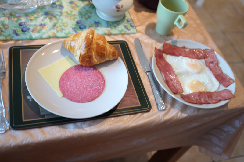 Wynchgate B&B Breakfast