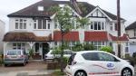 トリップアドバイザーでロンドン1位のB&B Bay Tree House に泊まりました。