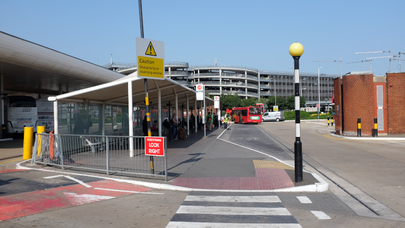 Heathrow Airport Busstation