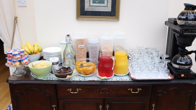 Asgard Guesthouse Juice
