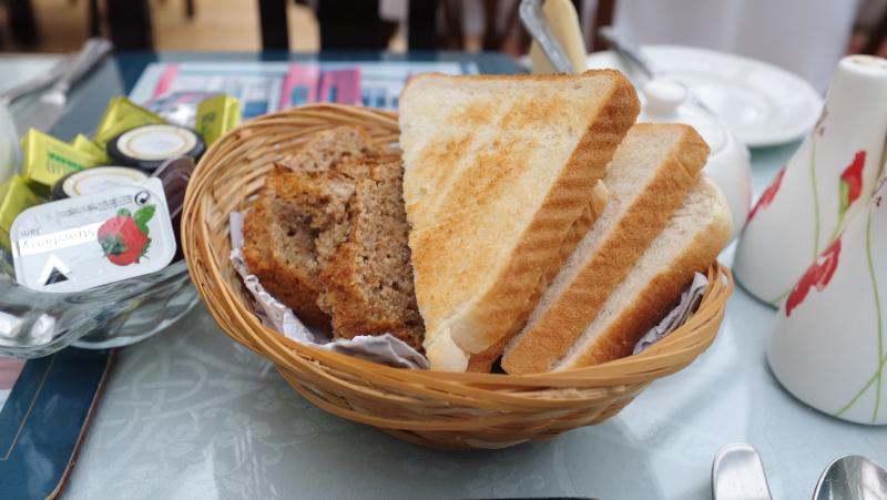 Asgard Guesthouse Bread
