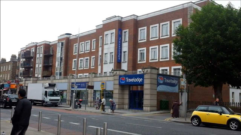 Travelodge Rathmines Dublin Ireland