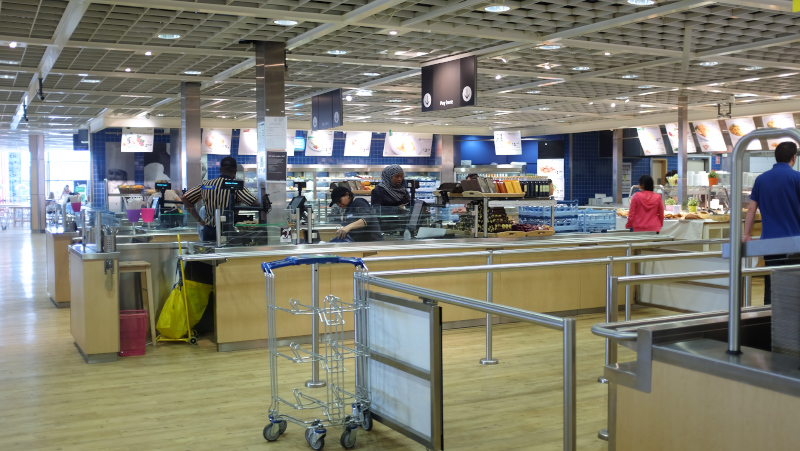 IKEA Wembley Restaurant
