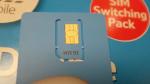 アイルランドのダブリンで携帯電話用にSIMカードを購入しました。