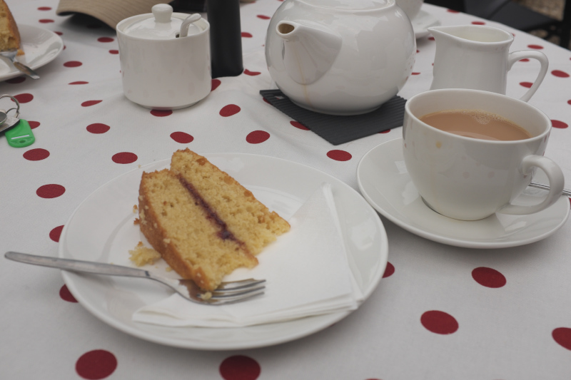 Windrush House Tea and Cake