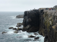 ゴールウェイからモハーの断崖とバレン高原の日帰りツアー アイルランド