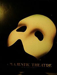 「オペラ座の怪人 Phantom of the opera」などロンドンのミュージカルを日本語で事前予約できます。