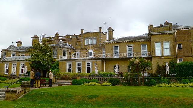 チルワースマナー Chiiworth Manor