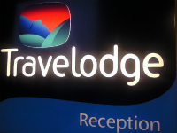 イギリス・ロンドンのホテルは Travelodge London Park Royal を予約しました。
