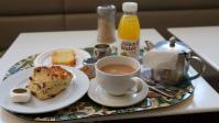 ヴィクトリア&アルバート博物館カフェ