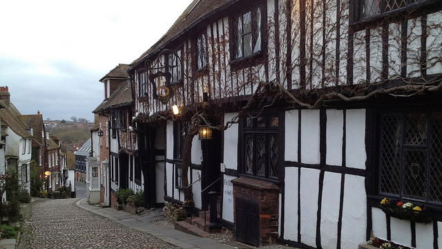 The Mermaid Inn  Rye