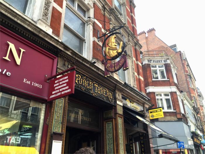 パンチ タバーン Punch Tavern