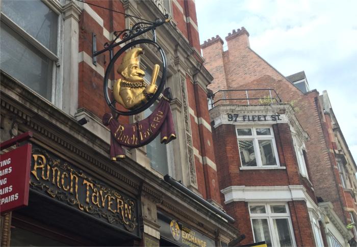 パンチ・タバーン Punch Tavern